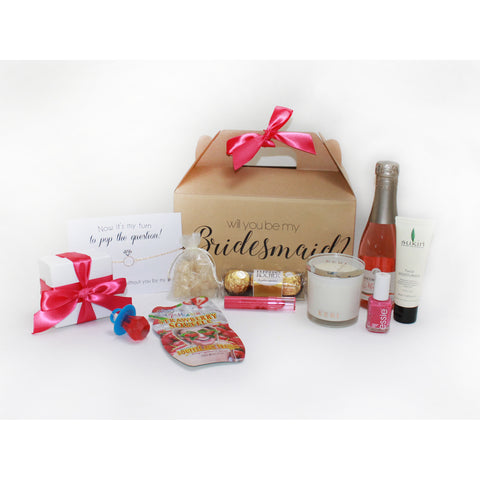 Bridesmaid Proposal Hamper #2