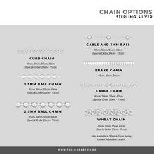 Fingerprint Bar Pendant
