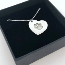 Sterling silver handprint gifts pets paw print jewellery made in New Zealand