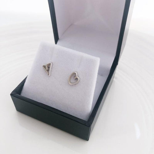 custom made sterling silver earrings from your drawings and art