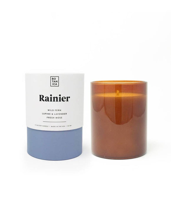 Rainier Candle - Back in Stock!