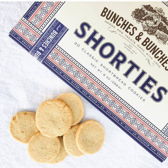 Shorties - Shortbread Cookies