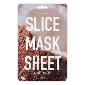 Coconut Slice Mask