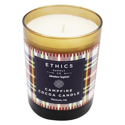Campfire Cocoa Candle