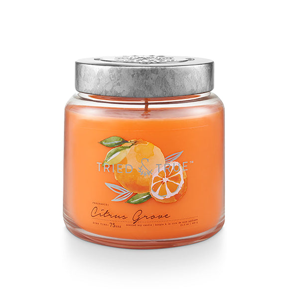 Citrus Grove Jar Candle