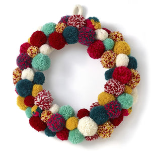 Festive Holiday Wreath - New