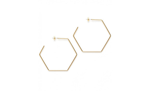 Hexagon Hoops - Best Seller