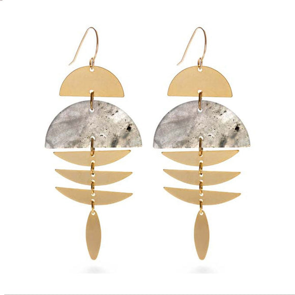 Pisces Earrings - New
