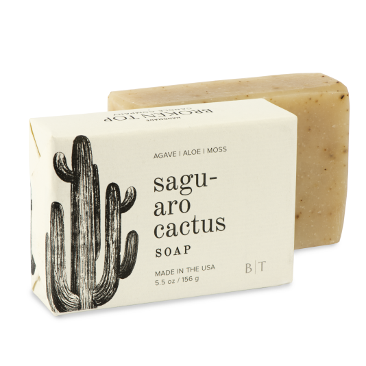 Saguaro Cactus Bar Soap - New