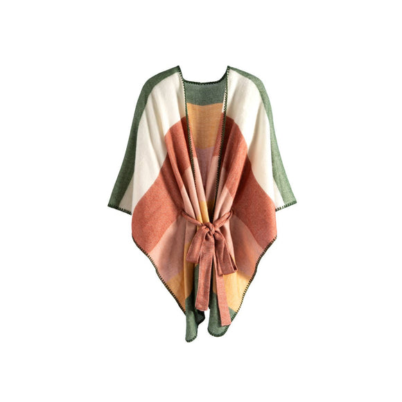 Gal Belted Cape