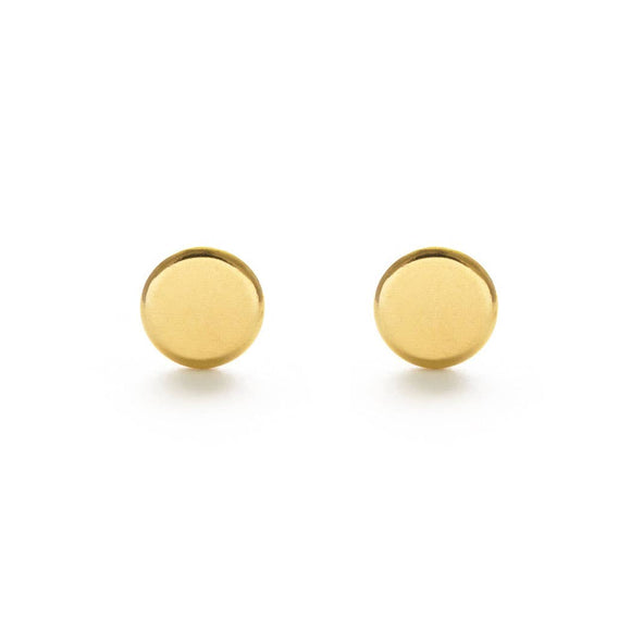 Dot Stud Earrings - Best Seller