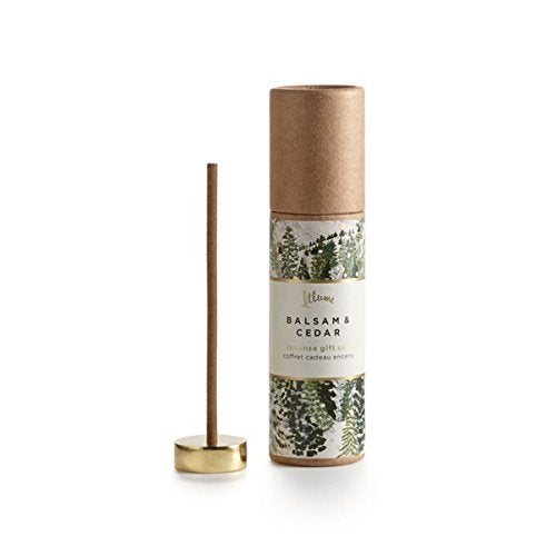 Balsam & Cedar Incense Gift Set