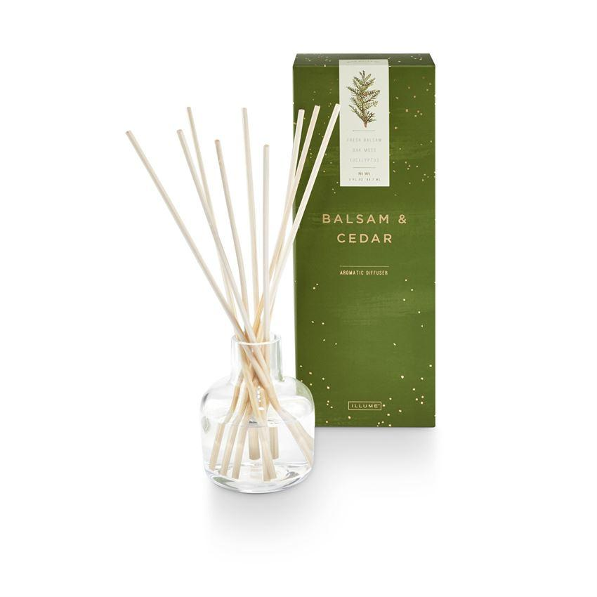 Glass Jar Reed Diffuser