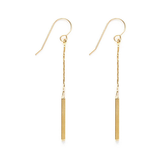 Dangle Bar Earrings