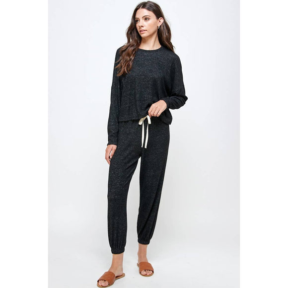 Longsleeve Loungewear Set