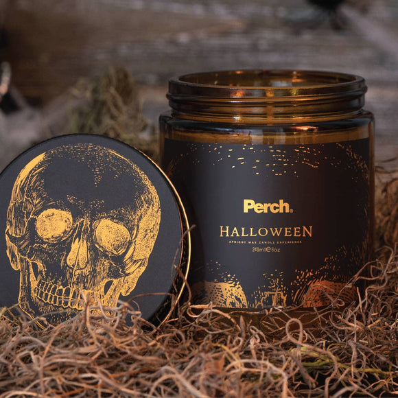 *Limited Edition* Halloween Candle