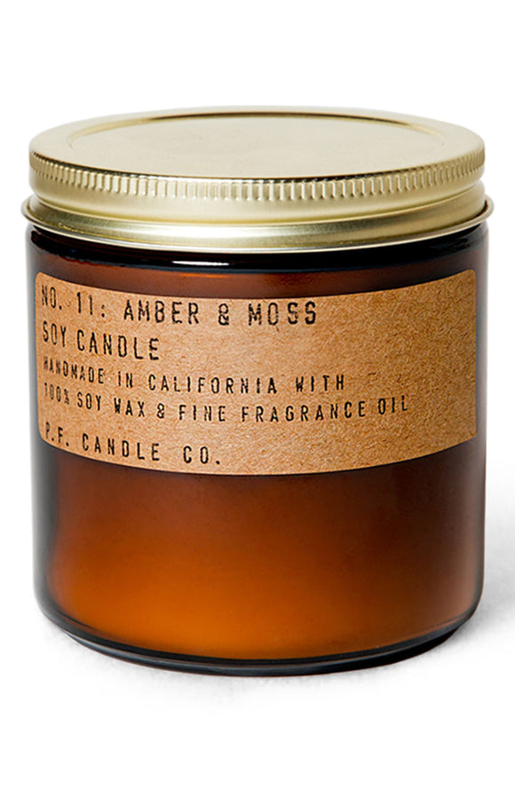 Amber & Moss Candle *large*