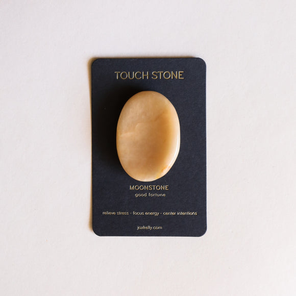 Moonstone Touch Stone - New