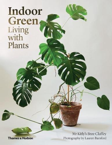 Indoor Green: Living With Plants. Plant book at Fleurt Collective, Seattle Gift Shop