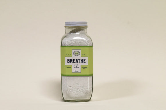Breathe Bath Seltzer