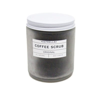 Coffee Scrub 8oz.