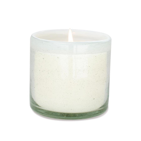 Amber & Coconut Candle