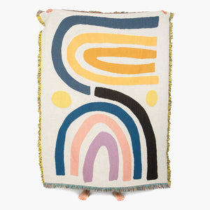 The Penny Throw/Blanket - ON SALE