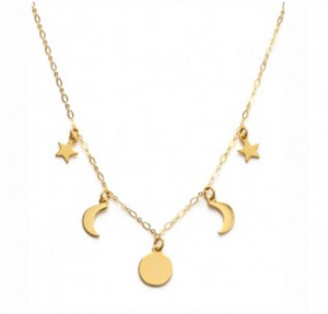 Night Sky Necklace - Best Seller