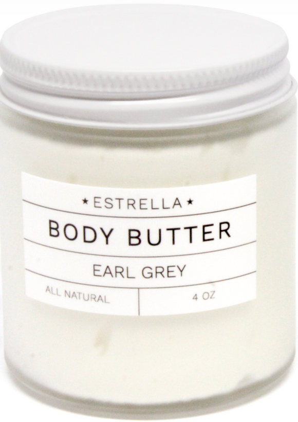 Earl Grey Body Butter