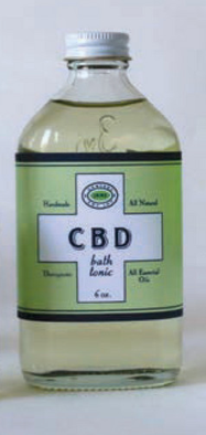 CBD Bath Tonic - Best Seller