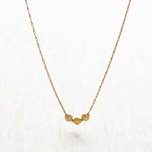 3 by 3 Necklace - Best Seller