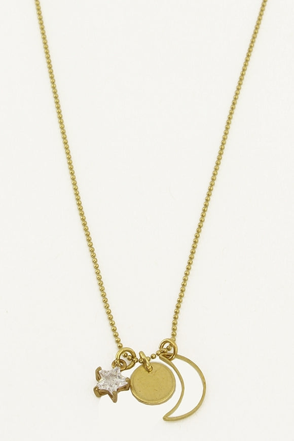 Charming Celestial Necklace