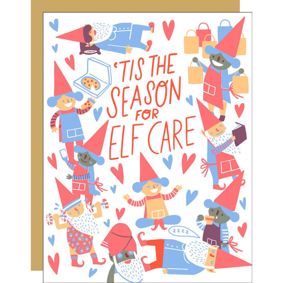 Elf Care Card