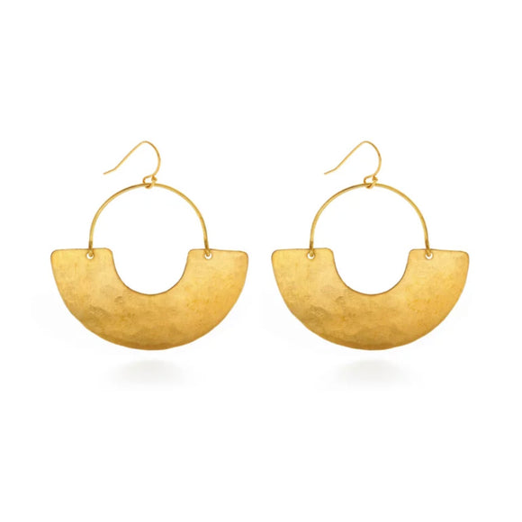 Madre Hoop Earrings - Best Seller