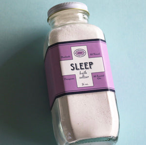 Sleep Bath Seltzer