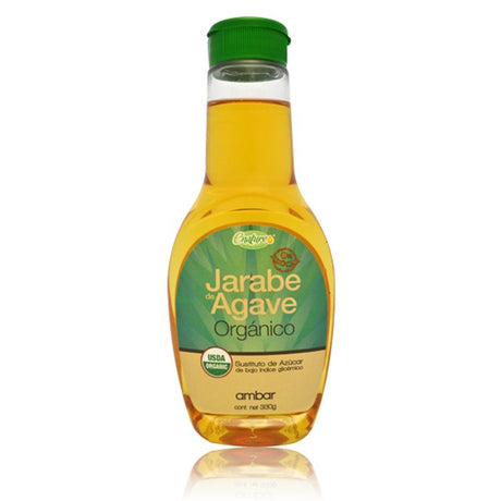 Agave Syrup Light Organic 330g