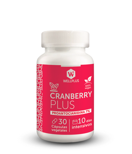 CRANBERRY PLUS - WELLPLUS