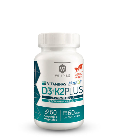 D3+K2 PLUS - WELLPLUS