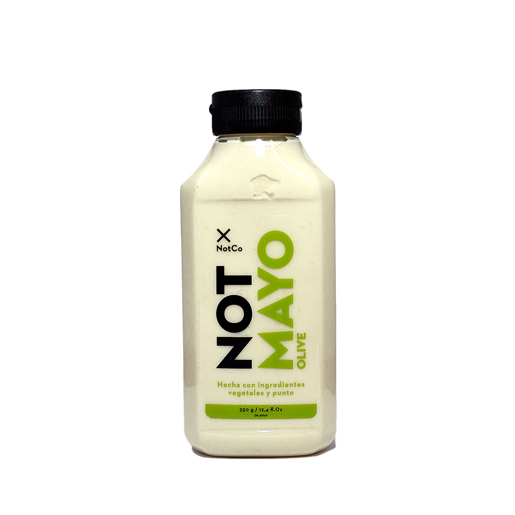 Not Mayo Olive Squeeze 350g - NotCo