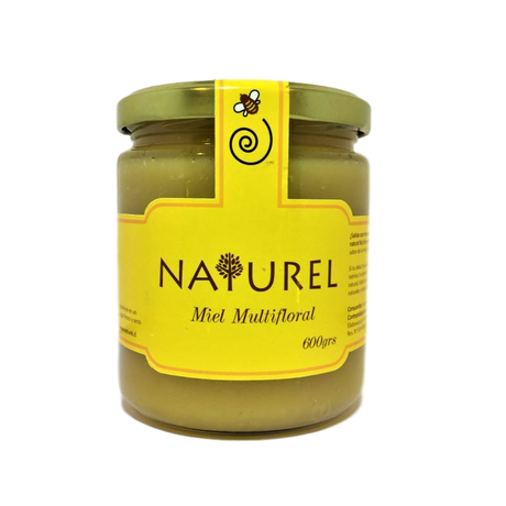 Miel Multifloral 600g - Naturel