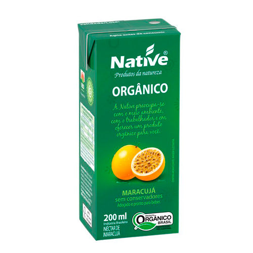 Jugo de Mango Orgánico 200 ml – NATIVE