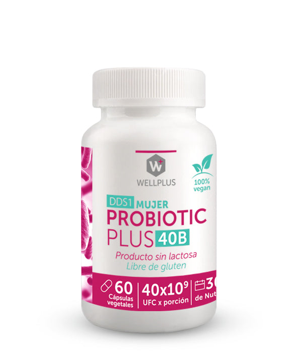 PROBIOTIC PLUS 40B - WELLPLUS