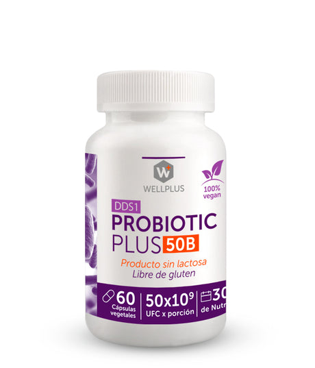 PROBIOTIC PLUS 50B – WELLPLUS