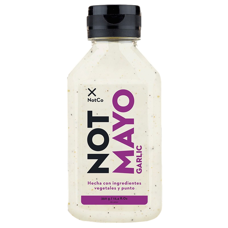 Not Mayo Garlic Squeeze 350g - NotCo