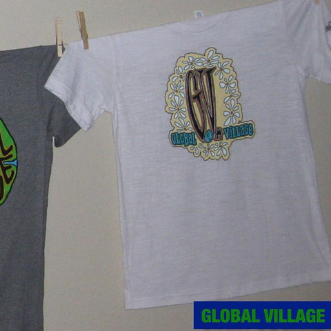 Global Village Wear Lei Short Sleeve Tee