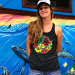 Global Village Eco-Peace Racer Back Tank