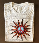 Global Village Peace Star Short Sleeve Shirt