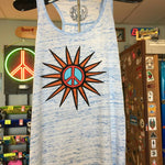 Global Village Peace Star Tank Top