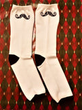SLAM Stache Socks