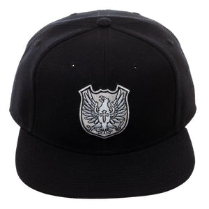 Black Clover Crests Snap Back